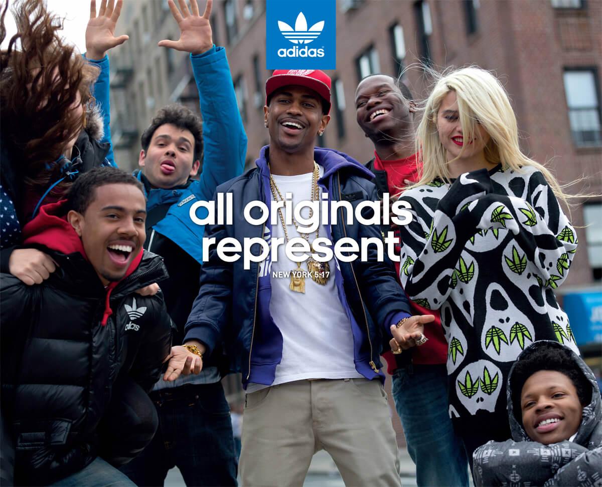 Maravilloso Stratford on Avon Resentimiento  Adidas Originals ft. Nicki Minaj — TREY TYLER