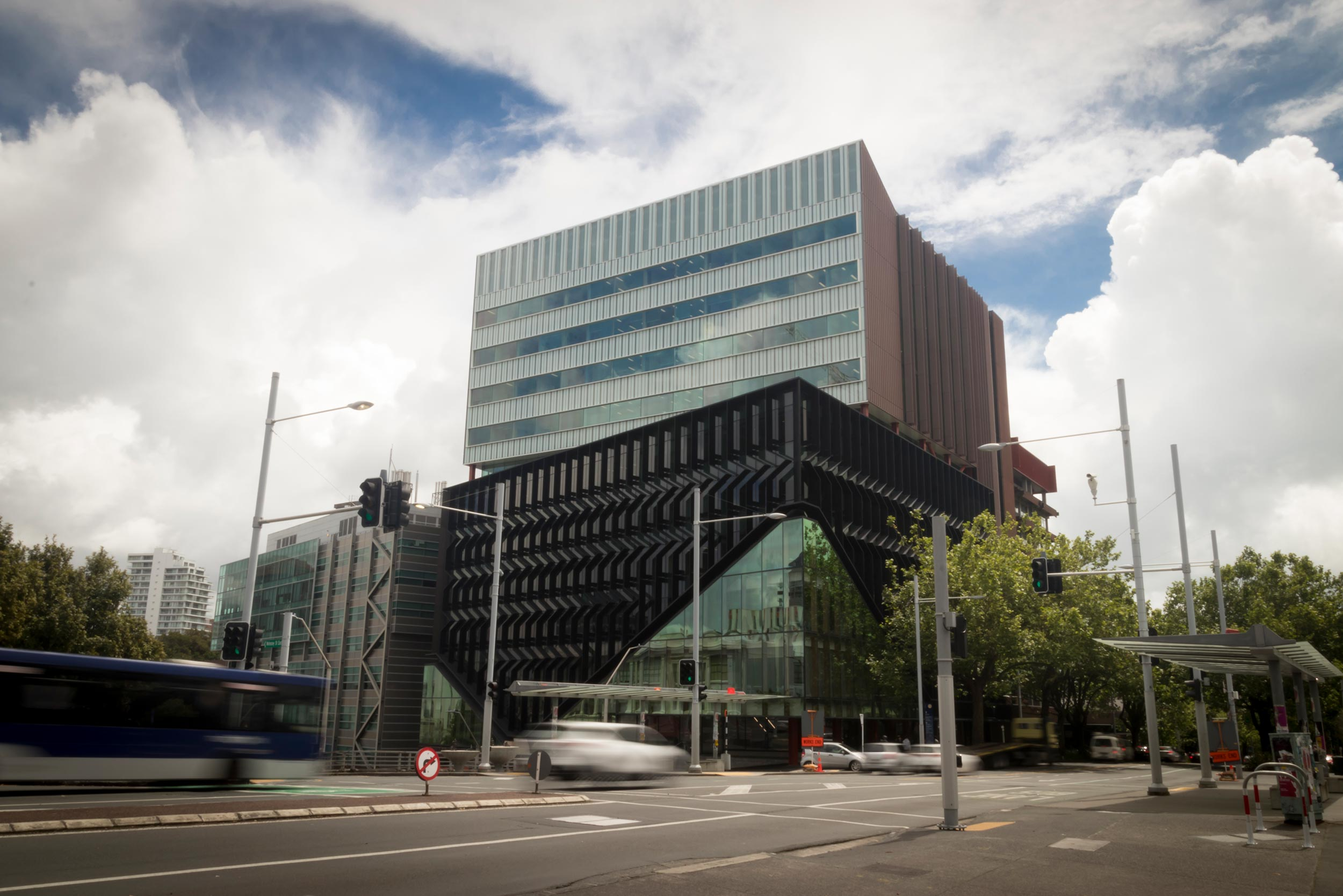 University of Auckland Science