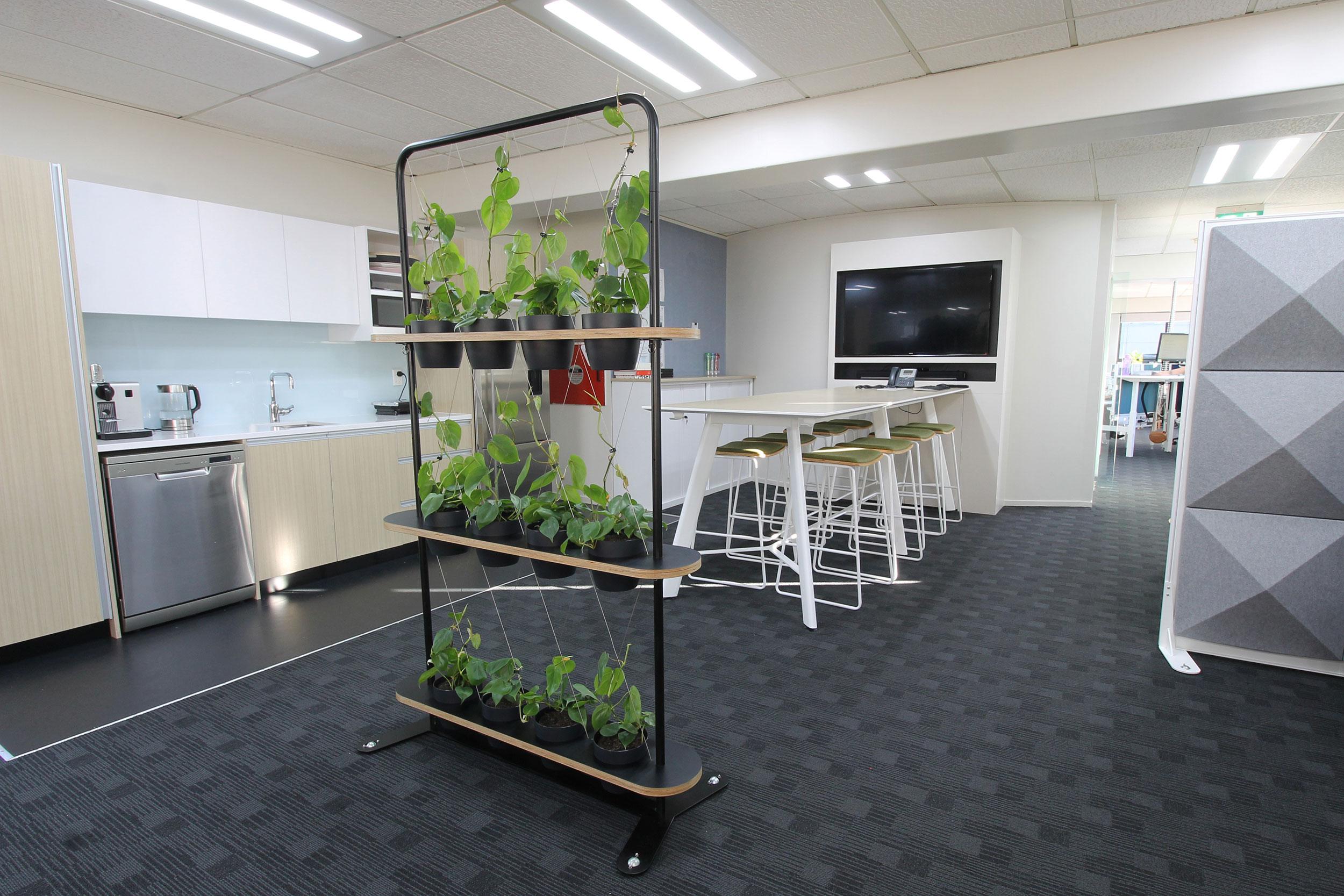 Agile Plant Wall