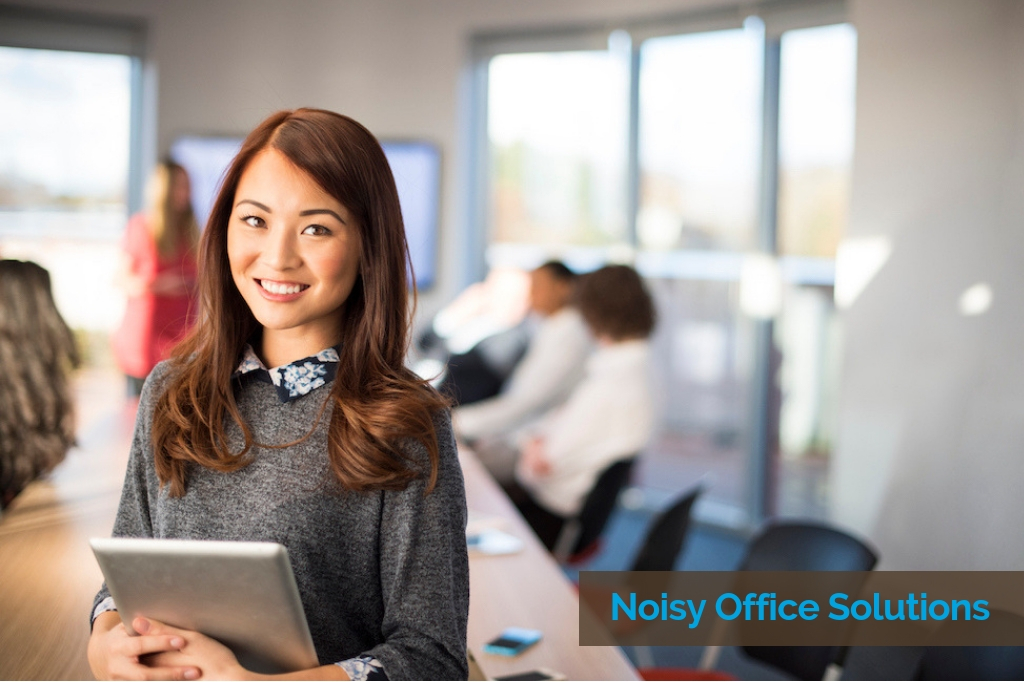 Wondering how to reduce office noise?