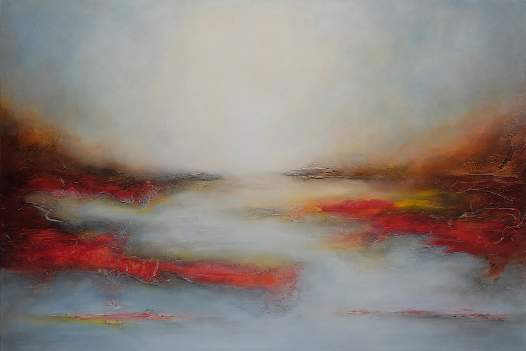 CALM 48x72 inches (sold)