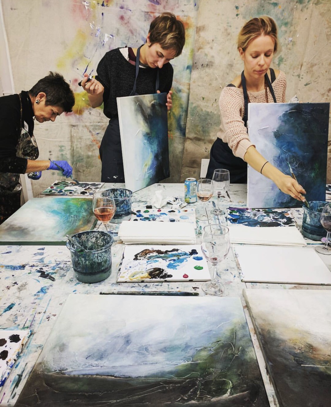 Paint with Donna
