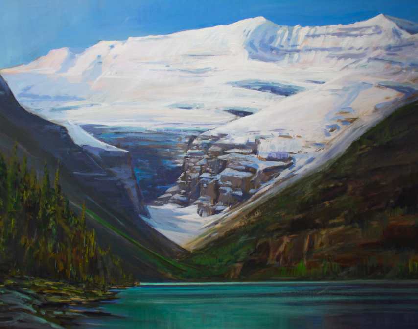 Donna Giraud 3 favorite Artists blog post Charlie Easton artwork