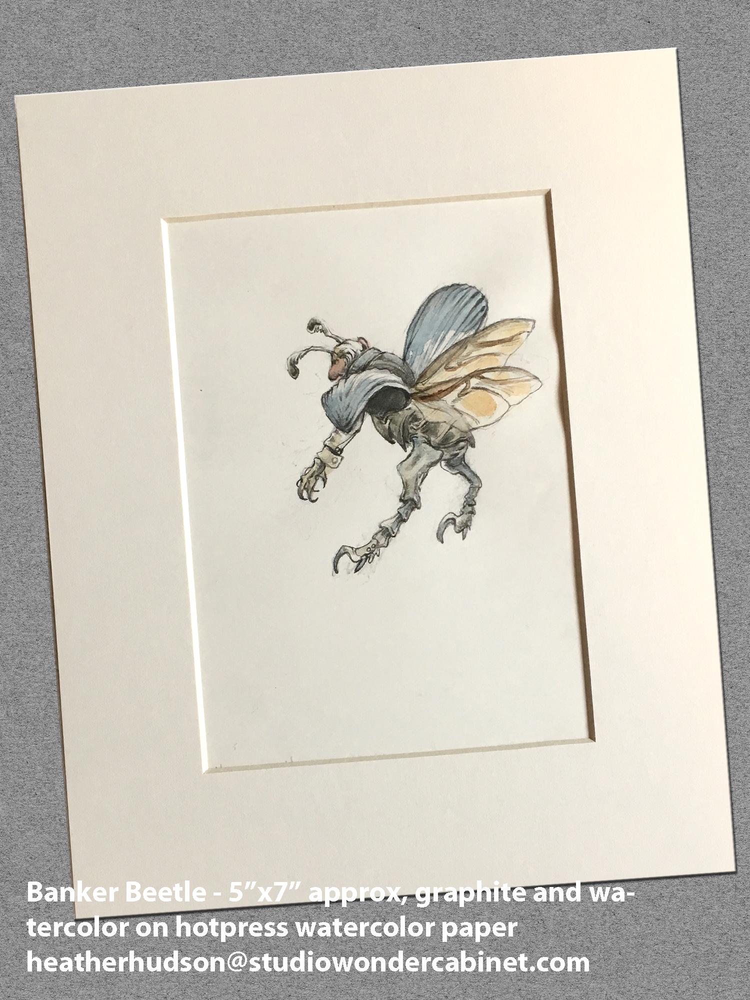 Banker Beetle