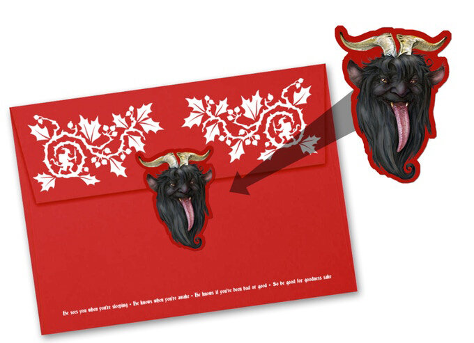 Some reward tiers that still need to be unlocked - envelope illustrations and Krampus seal are still just beyond our reach…