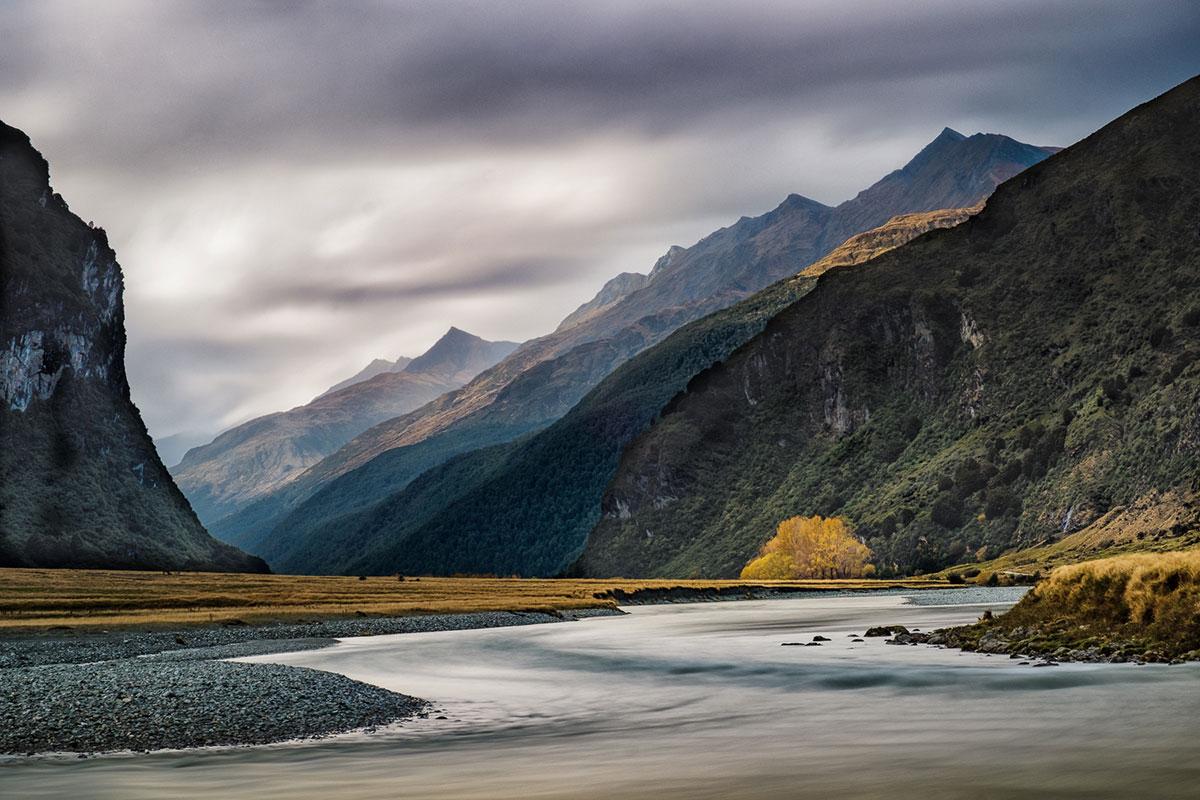 Matukituki Valley, Otago