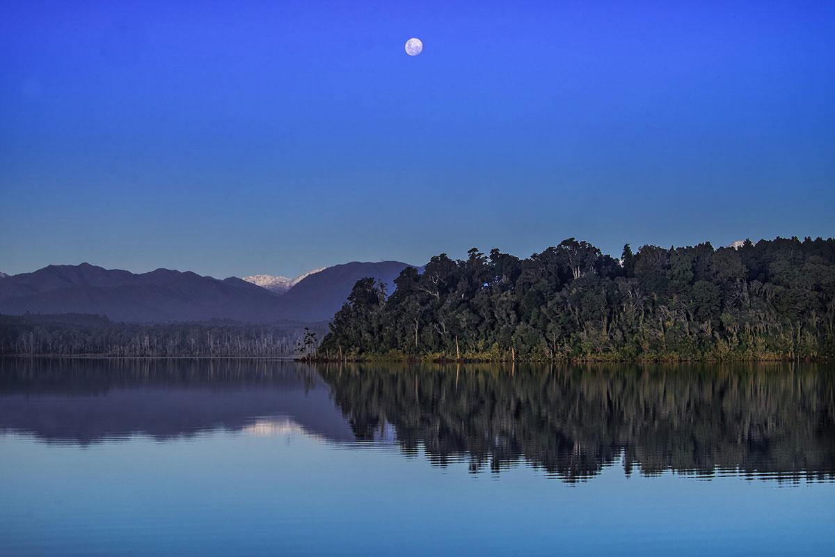 Lake Mahinapua, Hokitika