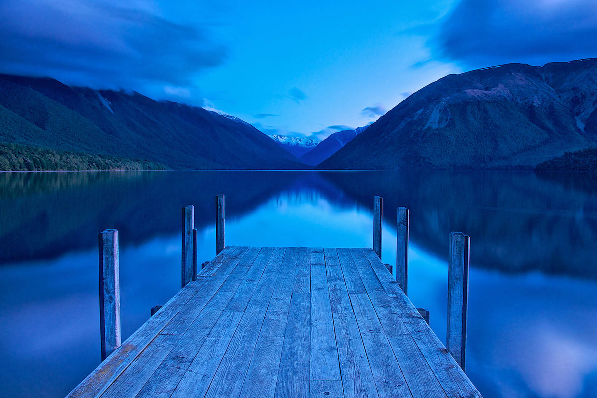 Lake Rotoiti Twilight