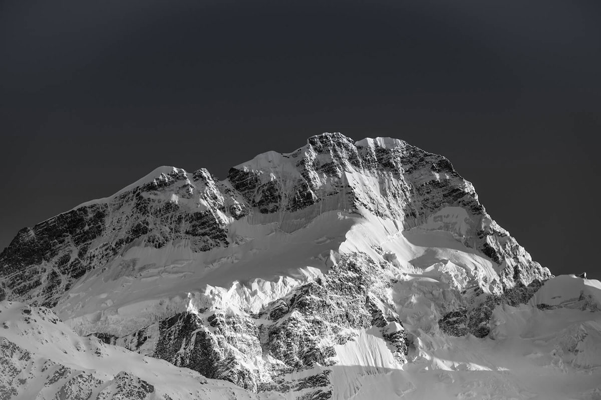 Mount Sefton, Southern Alps