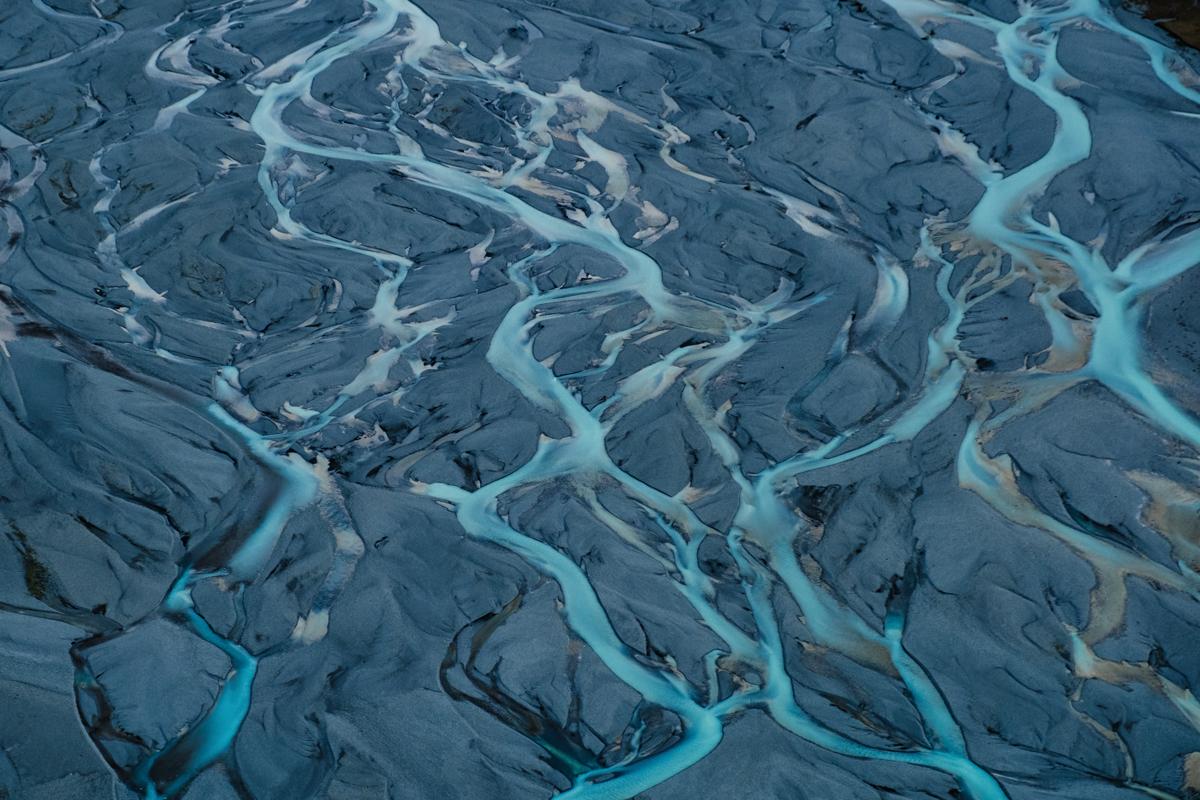 Braids of the Tasman River