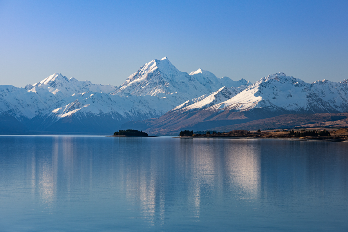 The Majesty of Mount Cook