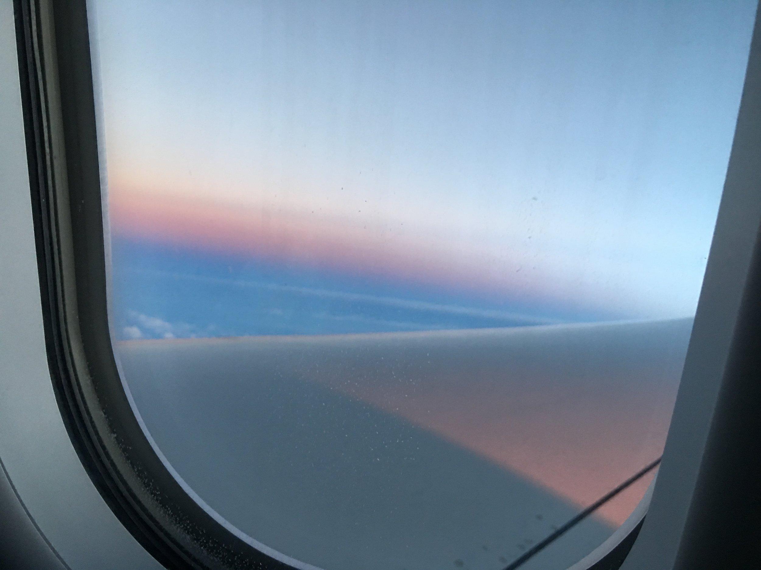 Goodbye, Hawaii!