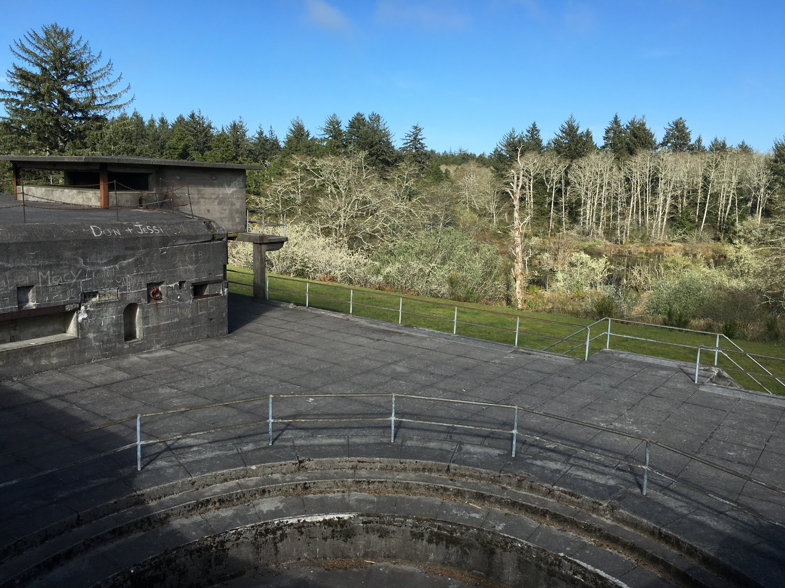 Fort Stevens State Park in Astoria