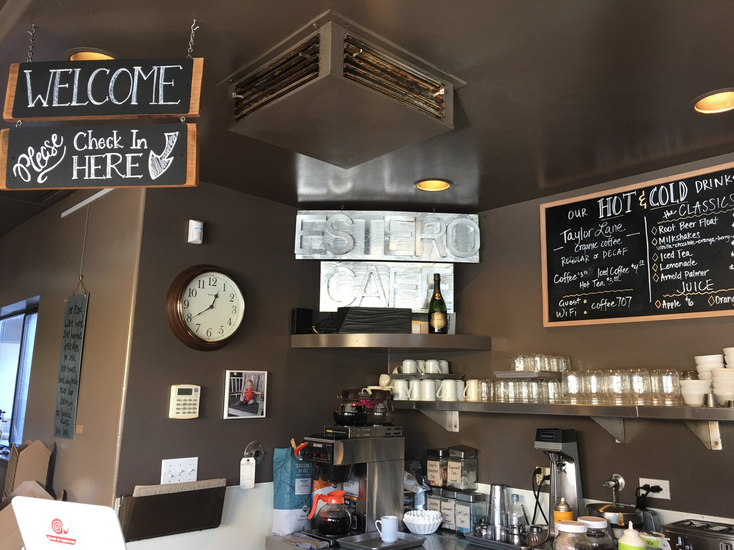 Review of Estero Cafe in Valley Ford, California