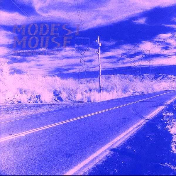 @modestmouse This Is A Long Drive will be available on pink vinyl October 5th. This limited release will be available for purchase at vinyl-selling music retailers nationwide, proceeds benefit @gildasclubnyc