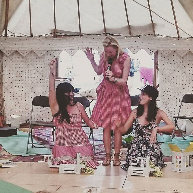 Let's #spiralise @hemsleyhemsley... #gogogo #artofeatingwell #healthyliving #rawfood @wildernesshq #wilderness2015 #wildwellbeing