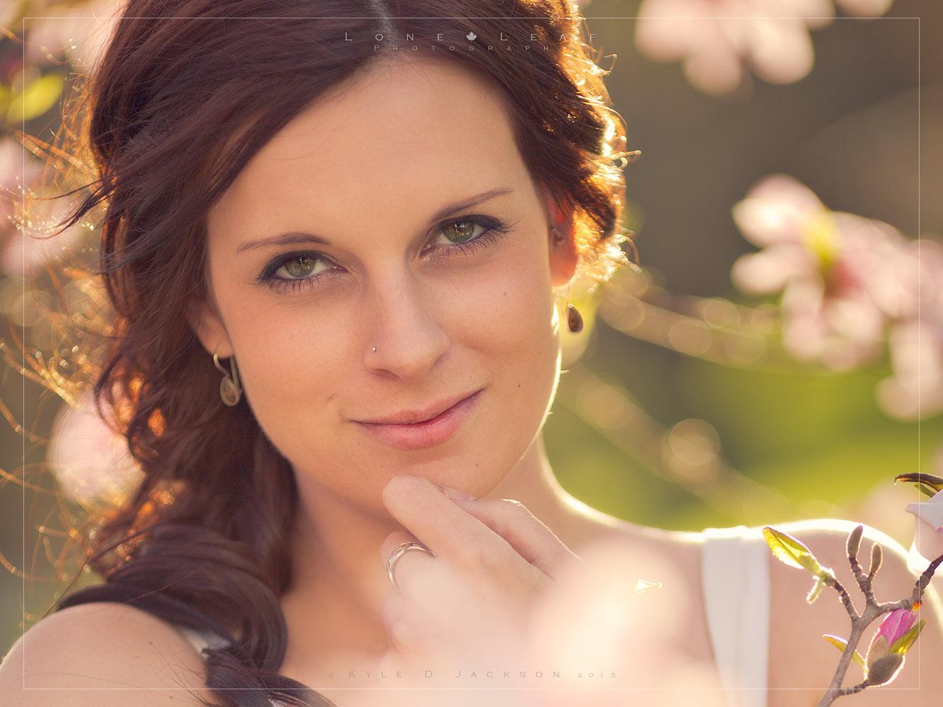 Photoshoot with Becky, Ottawa, Ontario, 3 May 2013.