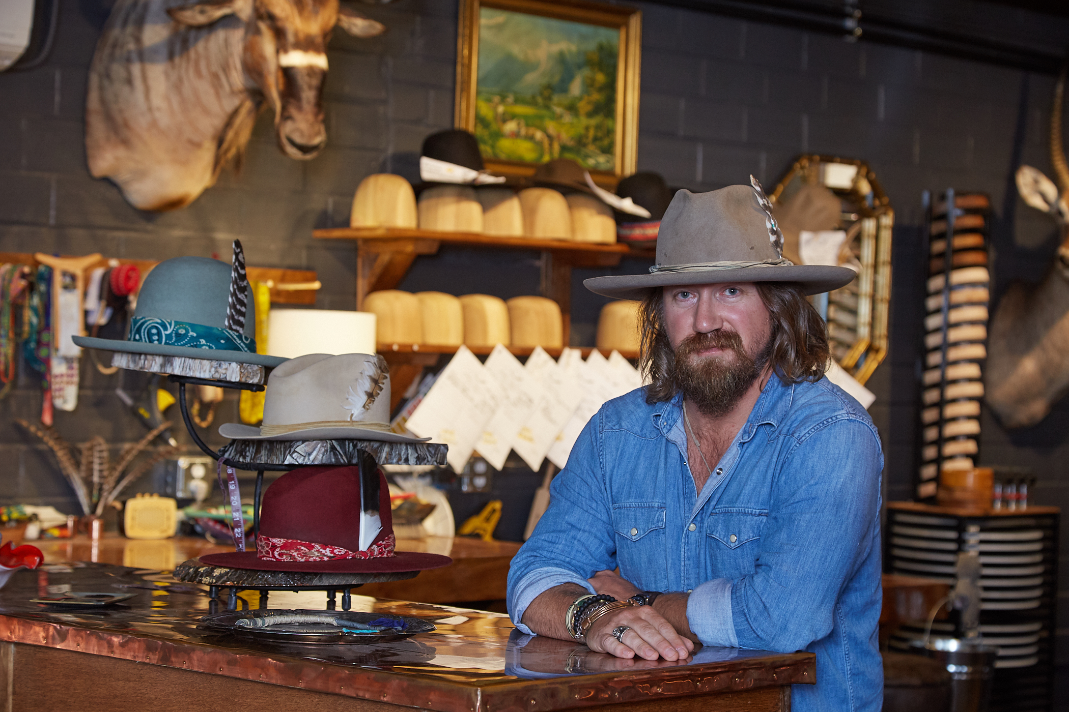 RAS REDWINE - Hatter in Austin