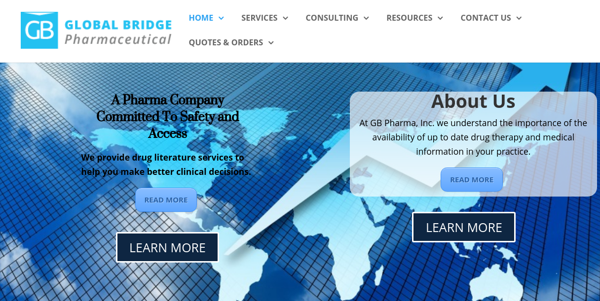 Global Bridge Pharmaceuticals