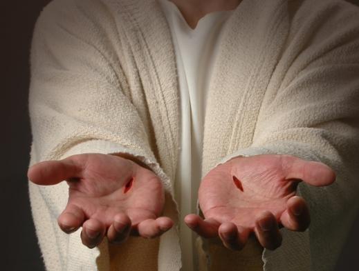 Hands. -