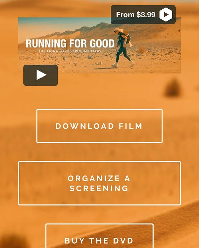 New feature film shot almost entirely with the #Daisho gimbal clamp from @firstsparkgear (everything else was on tripods) called @runningforgood_film go check it out!
