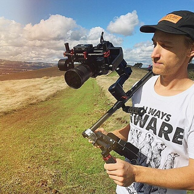 Turn your gimbal into a shoulder rig! #filmmaking #ronin #roninm #gimbal #sonya7sii #redcamera #arri #steadicam #daisho #gearporn #cameraporn #firstsparkgear