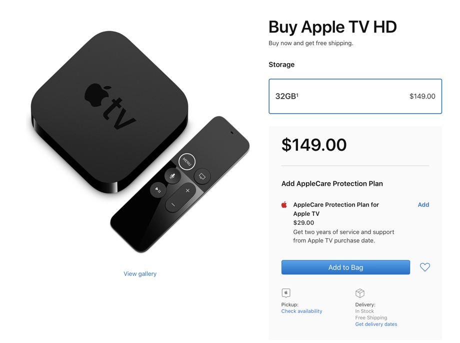 Wireless presentation hardware - Presenting wirelessly has never been easier with the new Apple TV. It allows you to connect your iPad or iPhone instantly without the need for you to connect to an Apple Airport Express or other wireless router.So all you need is a an Apple TV, either the HD version or the more advanced 4K version pictured below.