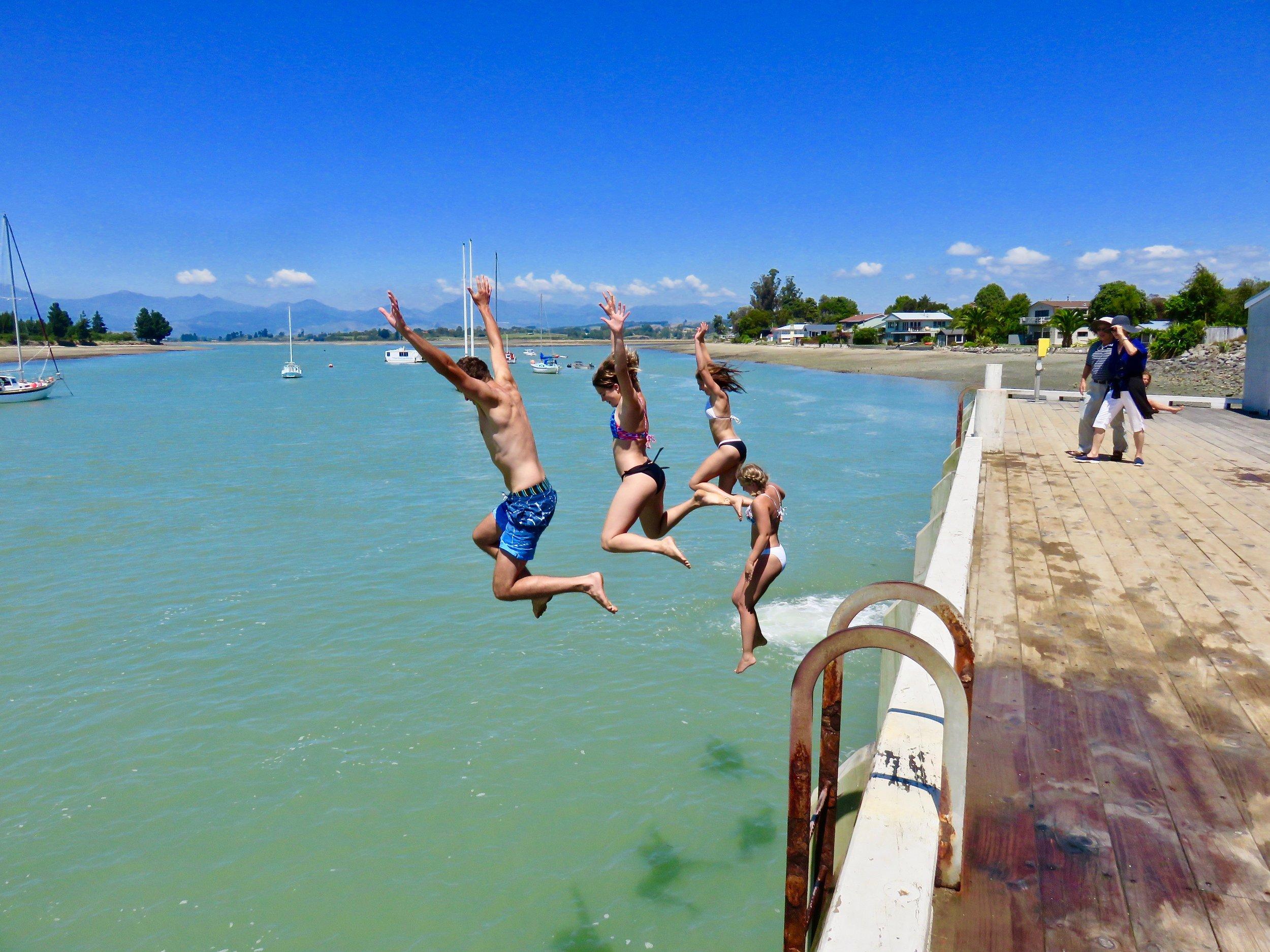 Mapua Dock