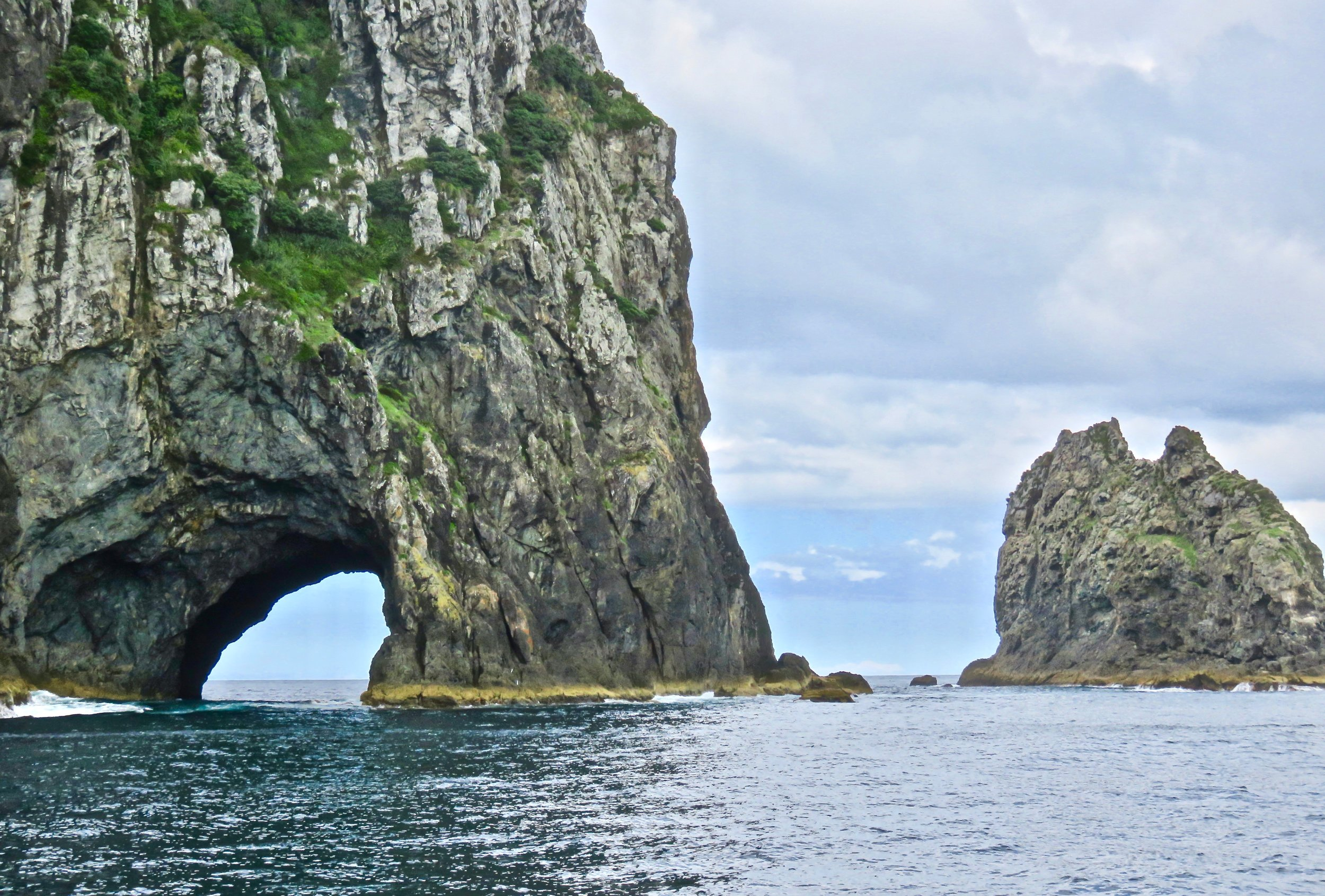 The Famous Hole in the Rock, Bay of Islands