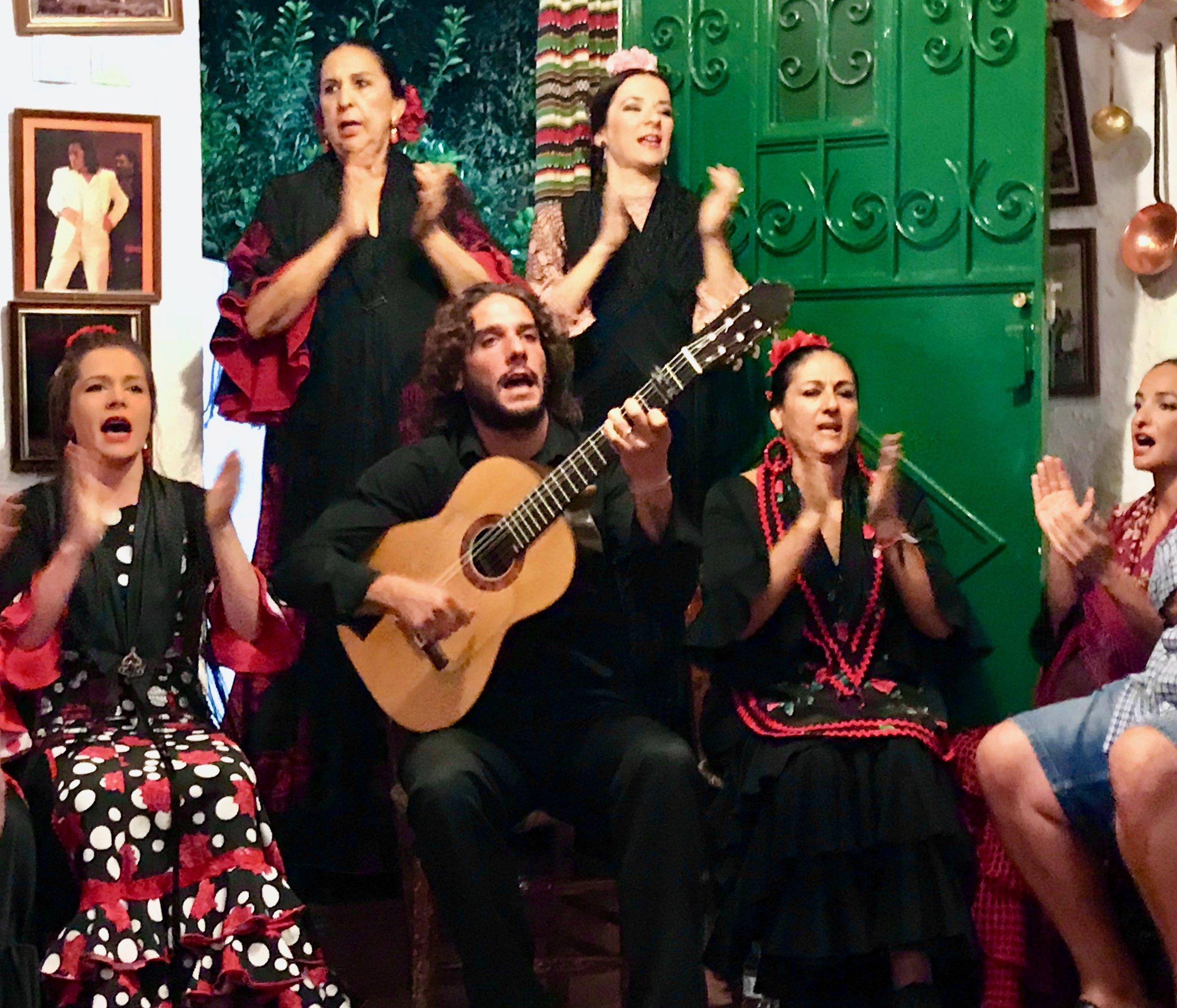 Soul-rousing Flamenco!