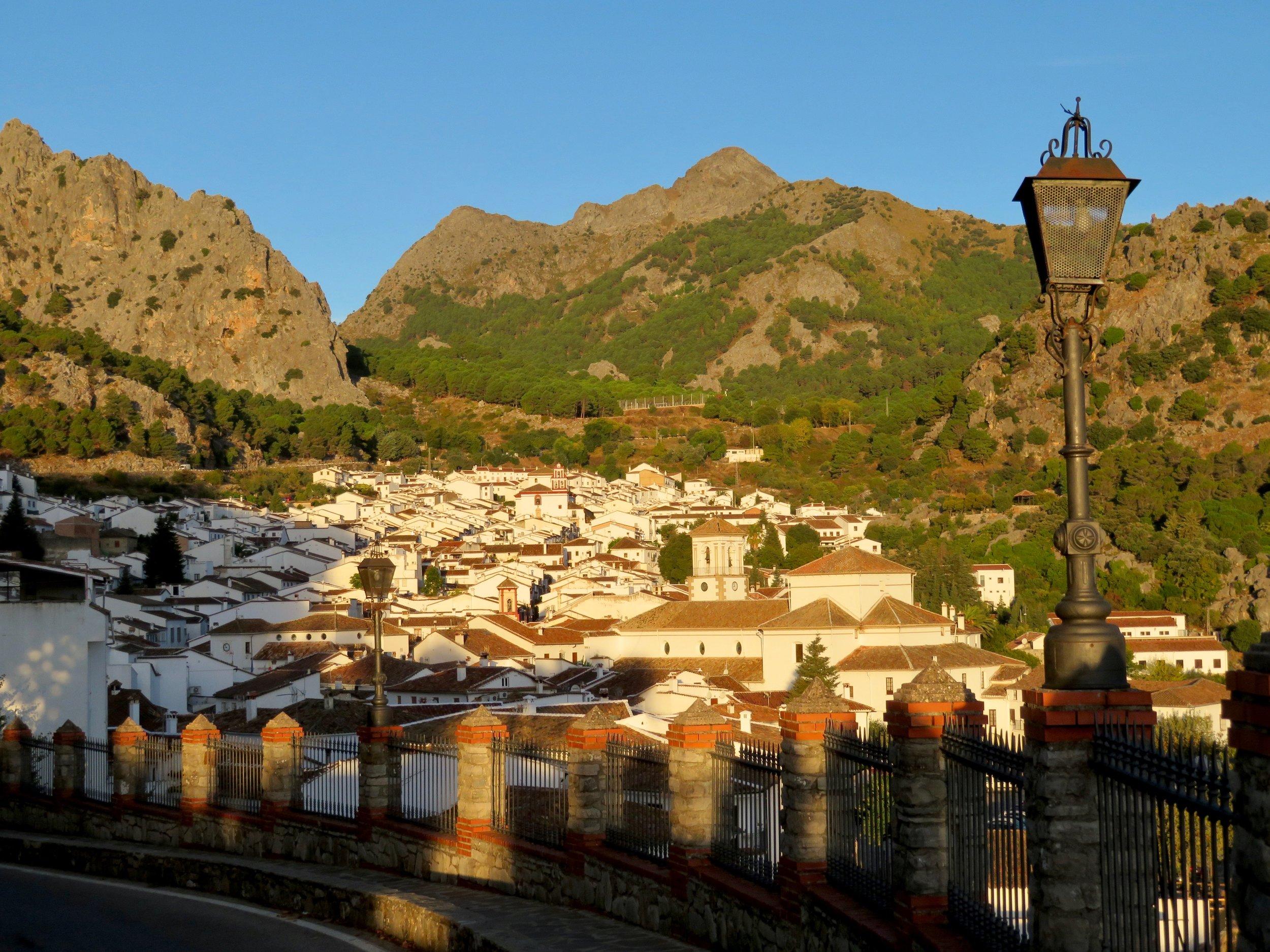 Grazalema, a favourite pueblo blanco (white village)