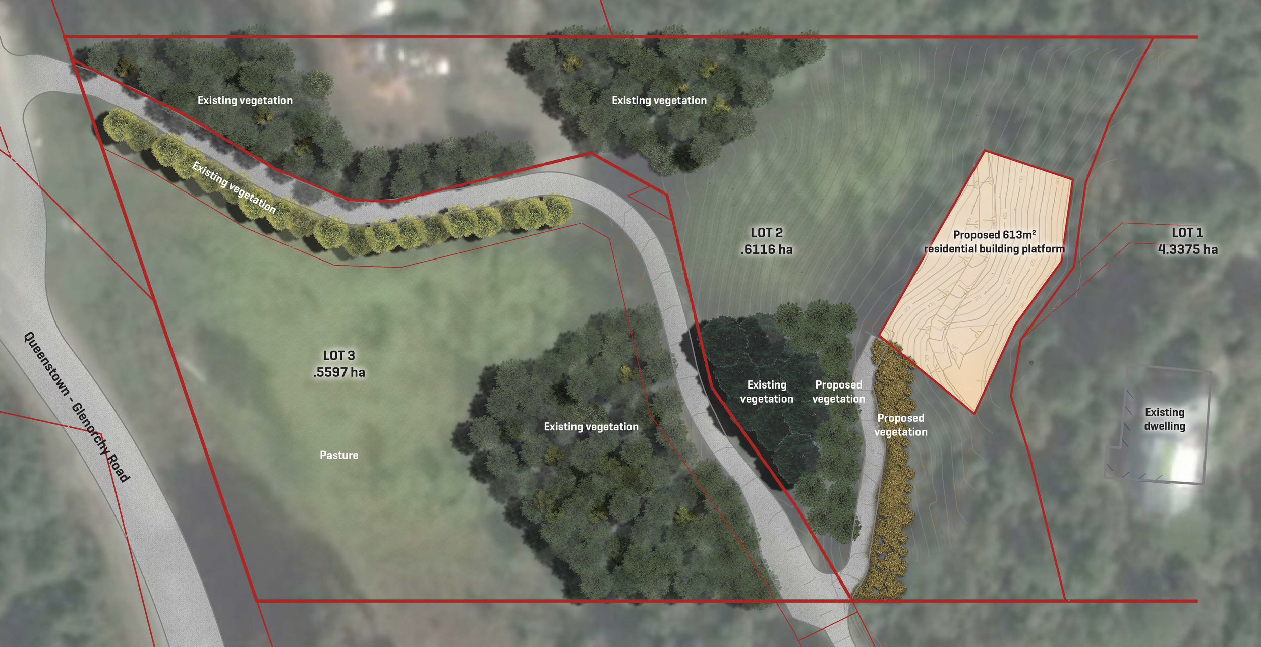 Building Platform and Subdivision- Closeburn, Queenstown