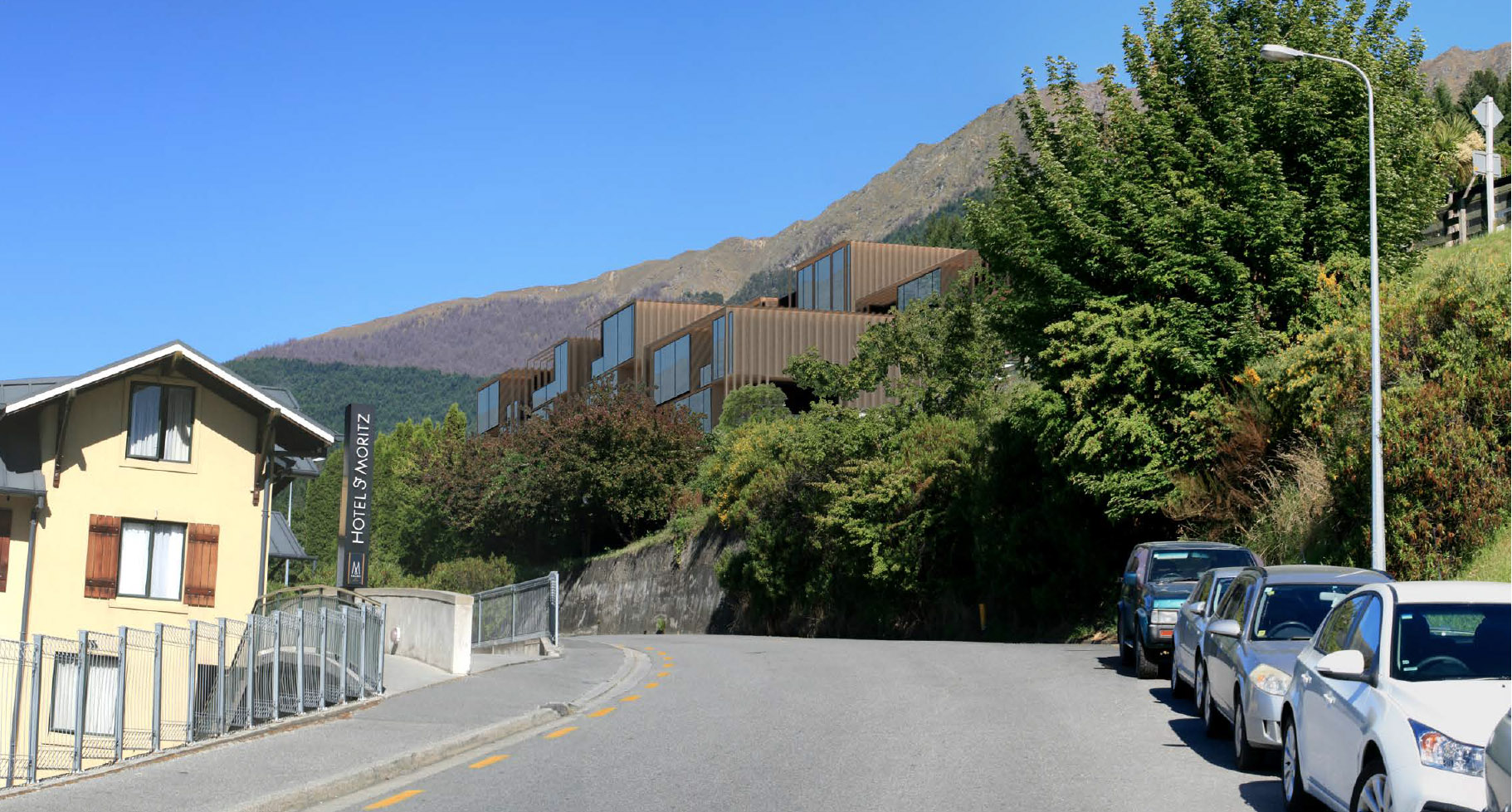 Thompson Street Hotel - Queenstown