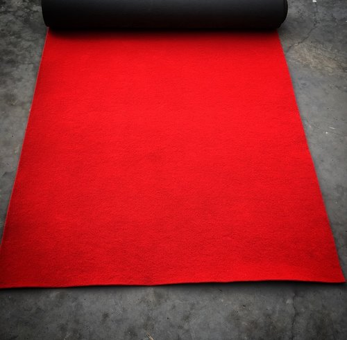 Red Carpet  1.2m wide.  Available in 5m and 10m  $35 per 5 metres