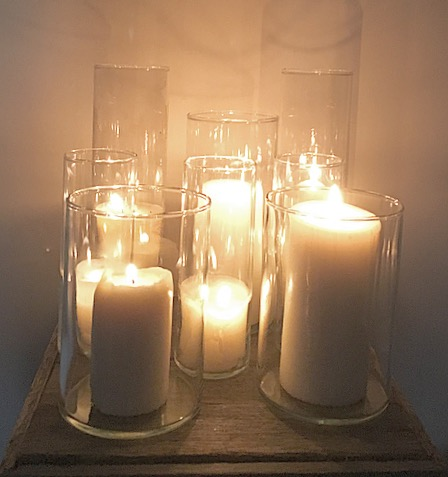Hurricane Votive  Starting at $5 each