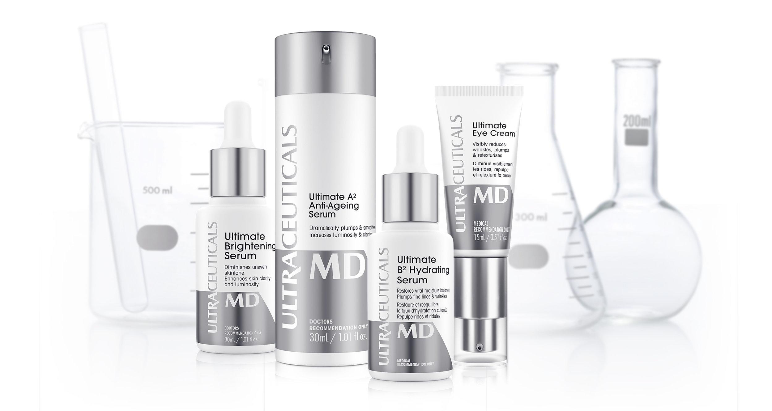 MD ultraceuticals medical grade skincare