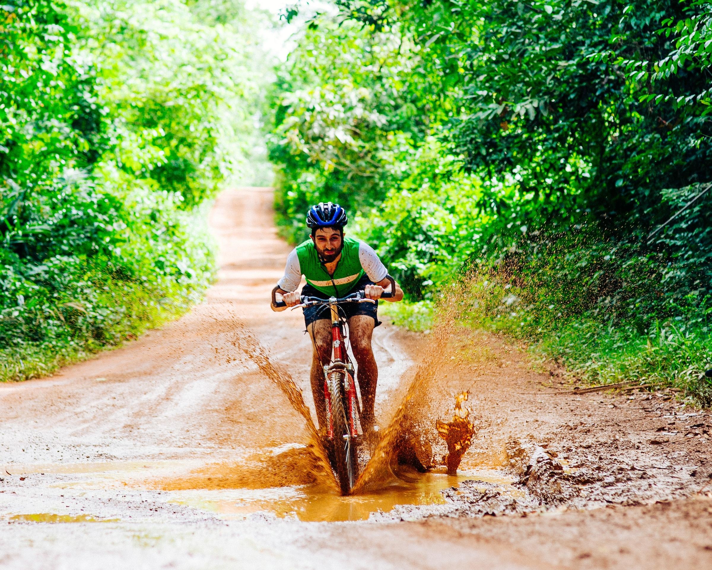 Vélo aventure