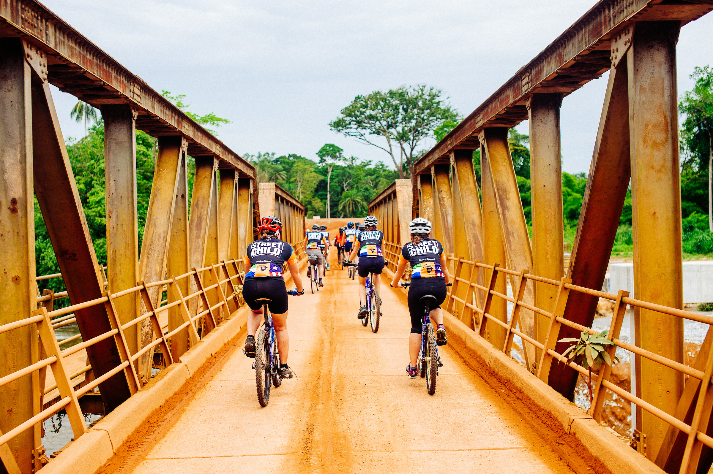 West Africa Cycle Challenge