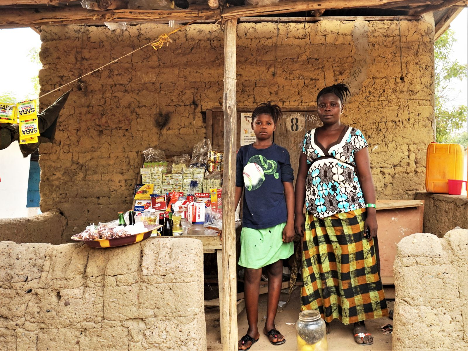 Sierra Leone - Street Child