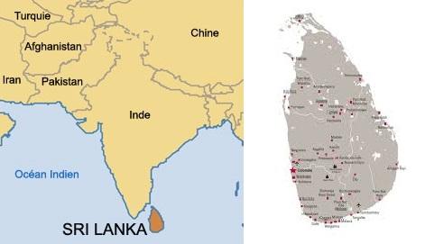 Street Child Sri Lanka