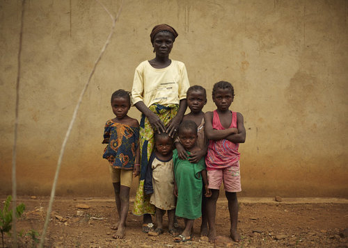 Pauvreté Afrique
