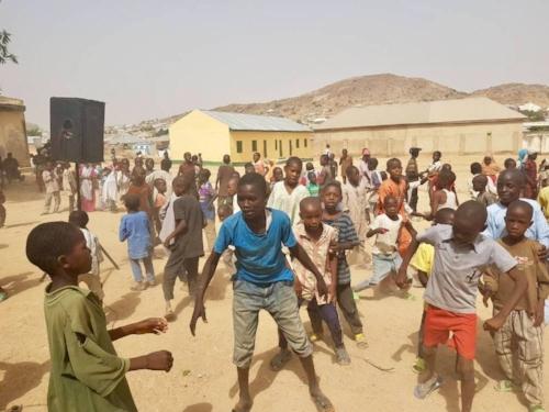 Nigeria - education