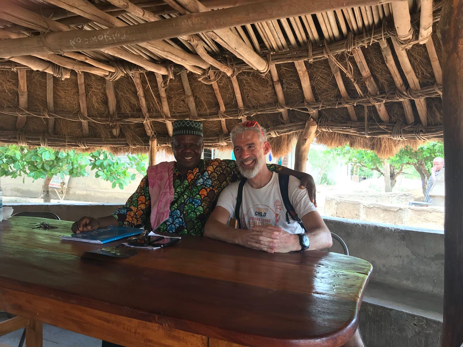 Projet humanitaire Afrique