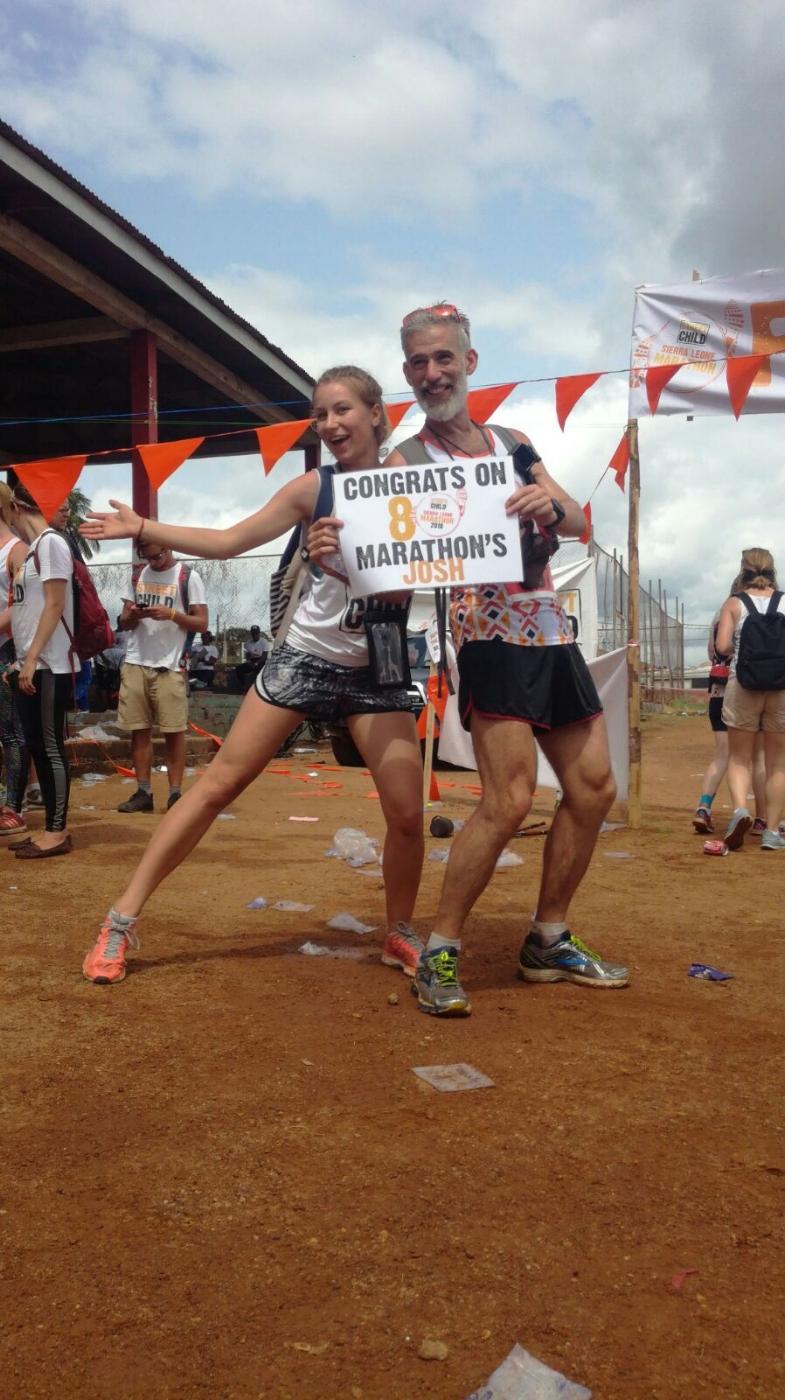 Josh - Sierra Leone Marathon