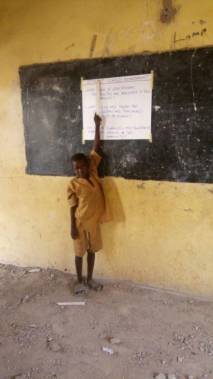 20€  - vous soutenez un enfant pour qu'il retourne à l'école