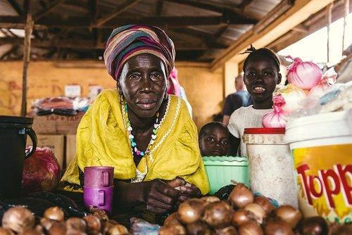 Micro-entreprises en Afrique