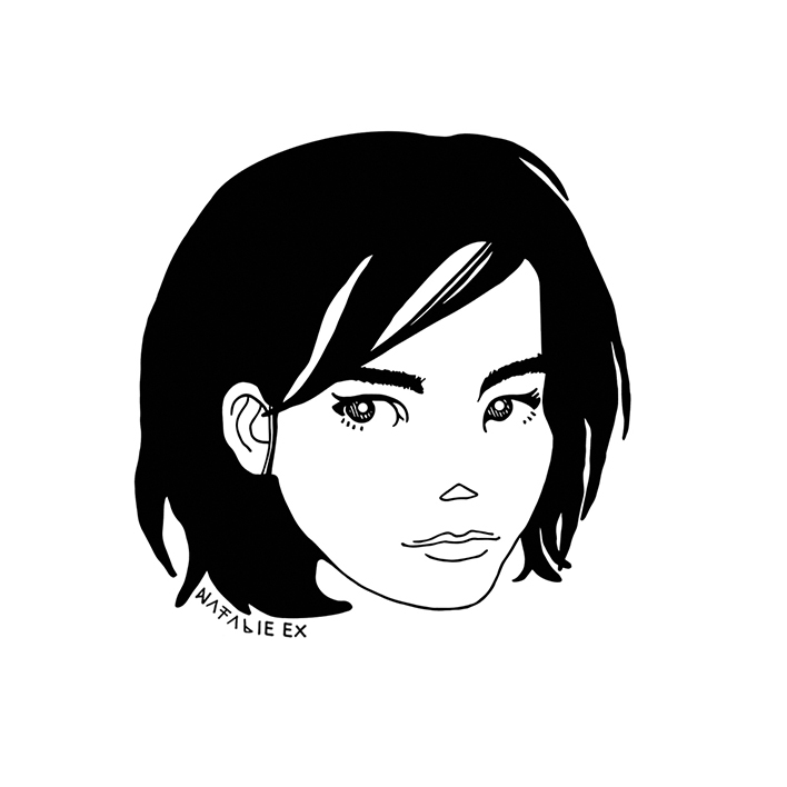 Natalie-Ex-Illustration-Black-and-White-Bjork.jpg