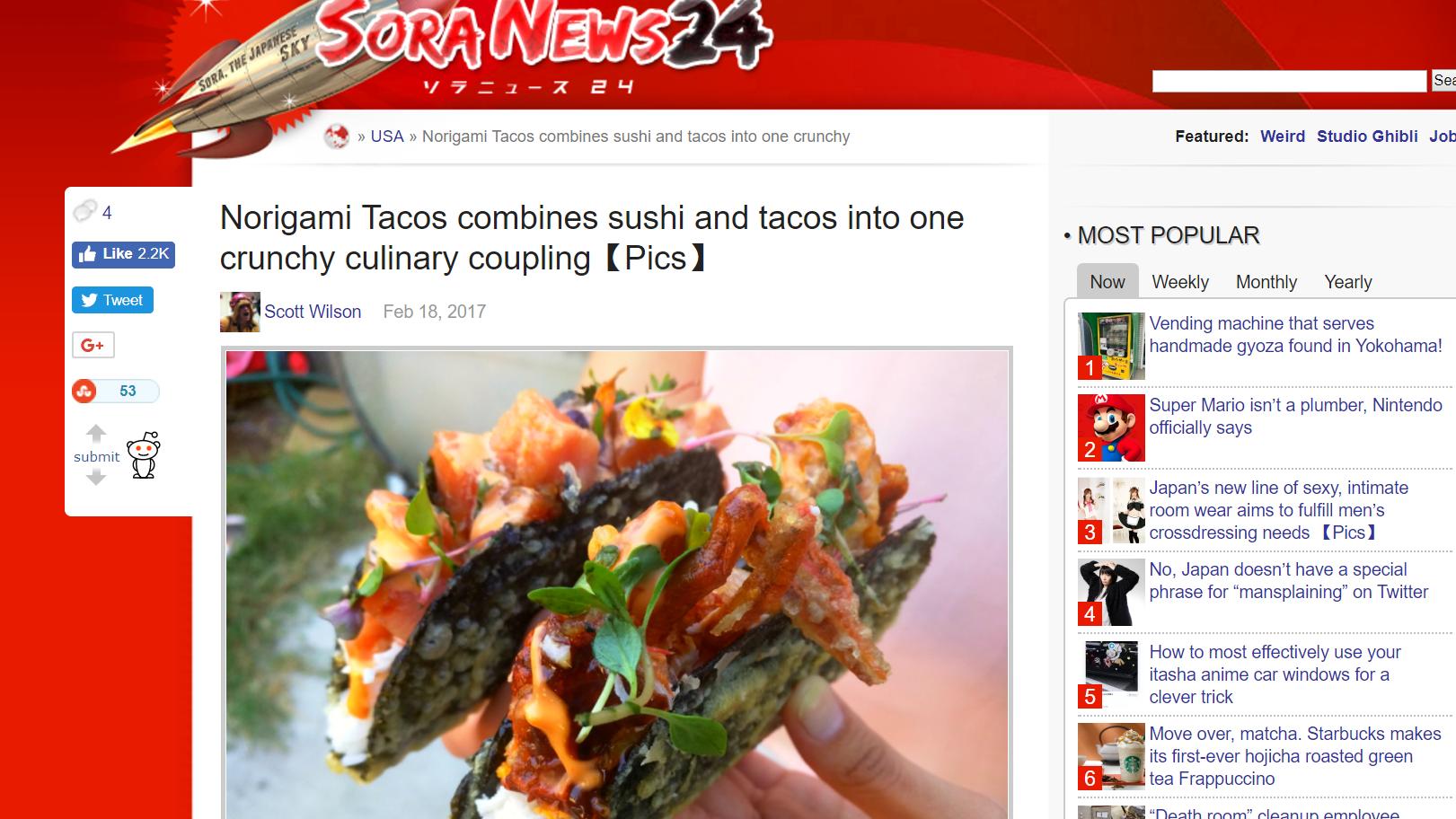 SoraNews24  (READ HERE)