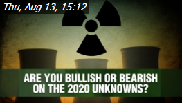 "Watch   Thierry Bros on dukascopy.com: ""Are you bullish or bearish on the 2020 unknowns?"", 13 August 2015"