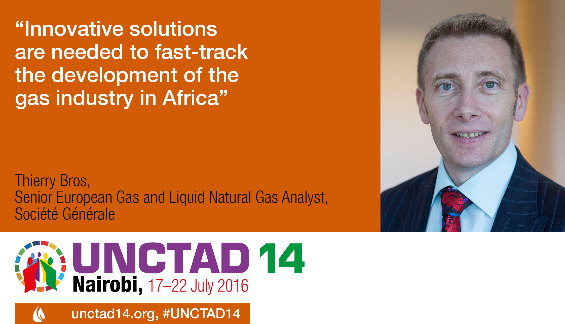 Programme   of the Natural Gas session at the Global Commodities Forum of UNCTAD in Nairobi